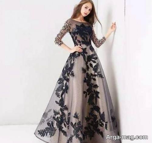 مدل لباس توری زنانه