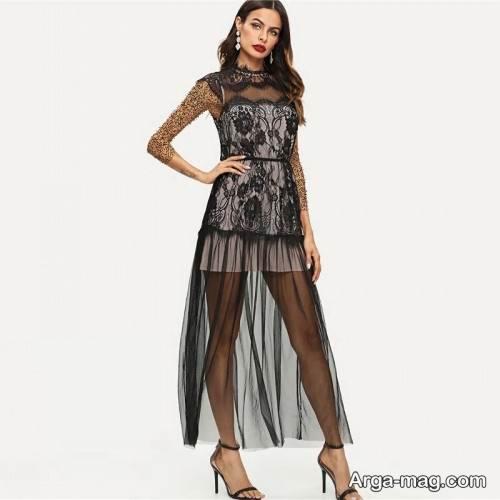 لباس زنانه توری