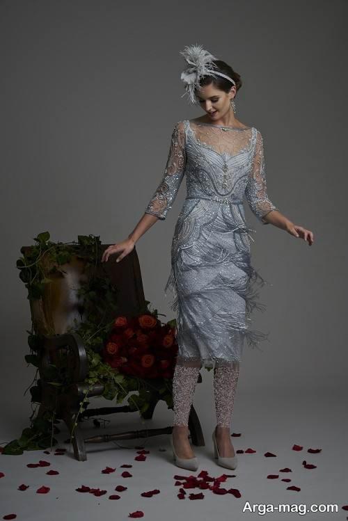لباس توری زنانه