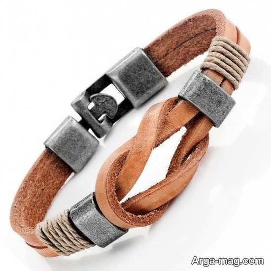 عکس های مدل دستبند چرمی