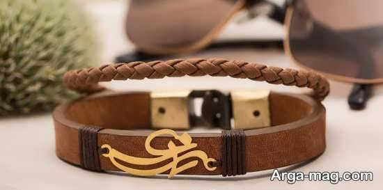 مدلهای جذاب دستبند چرمی