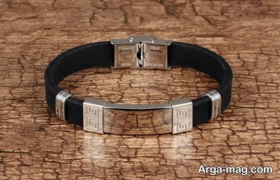 مدل دستبند چرمی جذاب