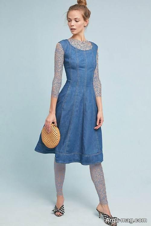 لباس دخترانه زیبا لی