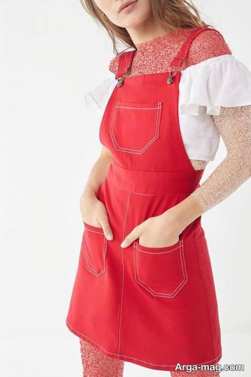 طرح لباس جین مخصوص دختران جوان