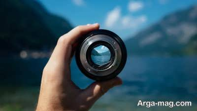 انواع لنز های دوربین