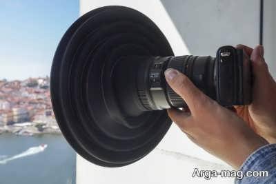موارد عدم استفاده از لنز دوربین