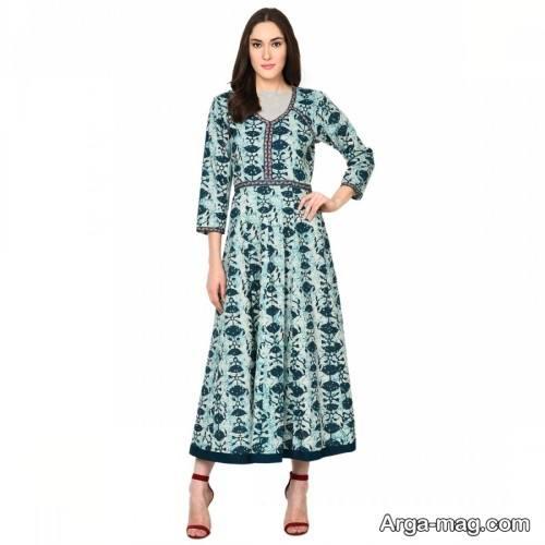 لباس نخی زیبا و شیک