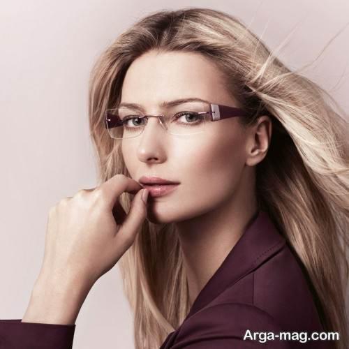 فریم عینک زنانه