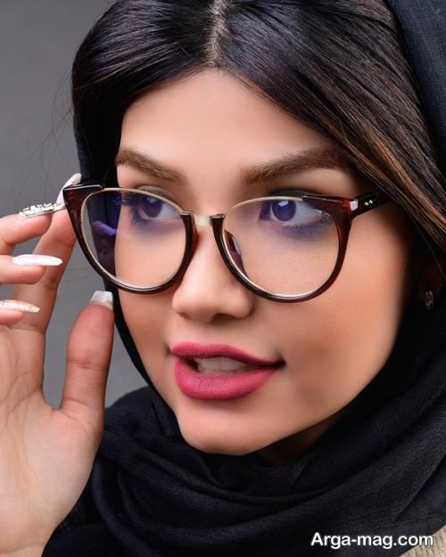 فرم عینک طبی
