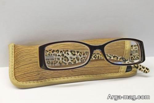 فریم طرح دار مخصوص عینک طبی