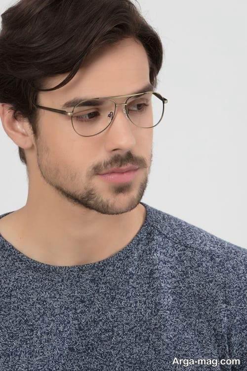فریم برای عینک طبی