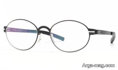 فریم ساده عینک