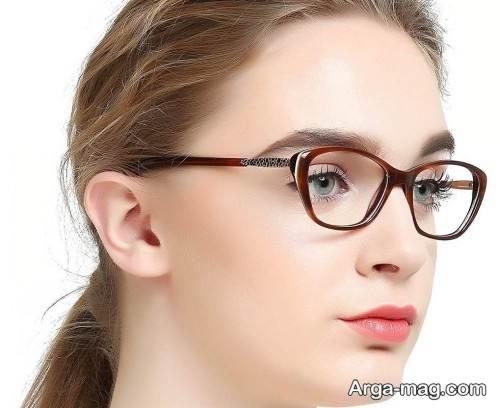 فریم عینک دخترانه