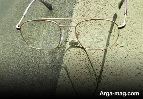 فریم فلزی برای عینک
