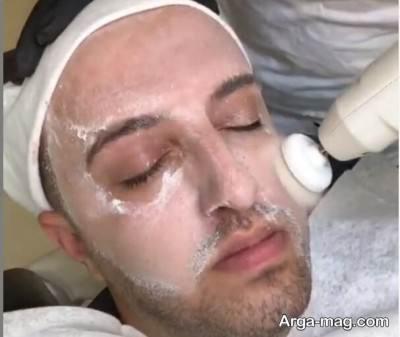 پاکسازی پوست صورت