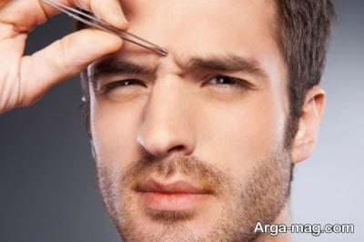 گریم صورت مردانه در چند مرحله ساده