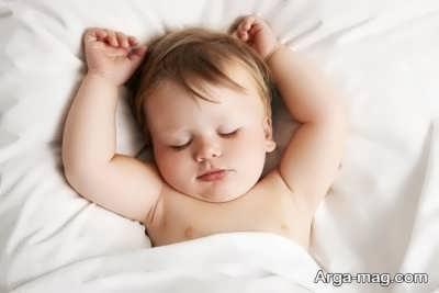 اشتباهات خواباندن بچه و نوزاد
