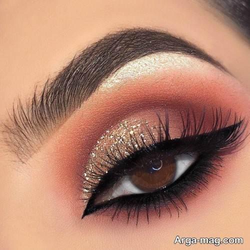 آرایش چشم مراکشی