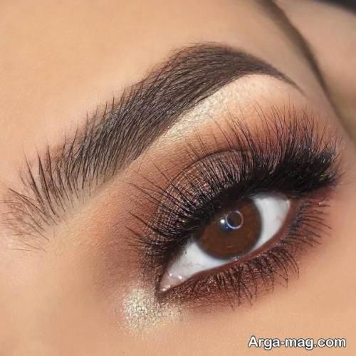 مدل سایه چشم زیبا و شیک