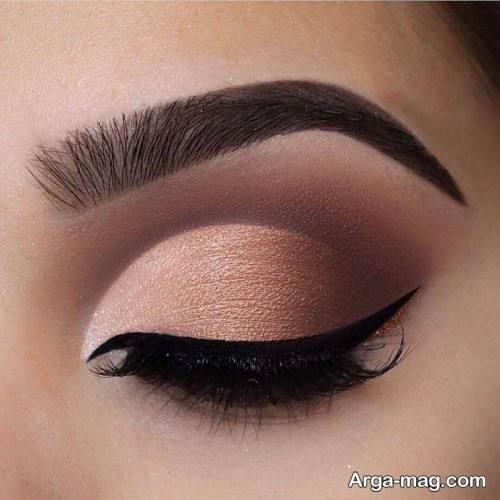 آرایش چشم زیبا و شیک