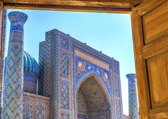 تجربه سفر به ازبکستان