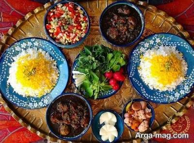 پیشنهاد آشپزی با منوی مجلسی