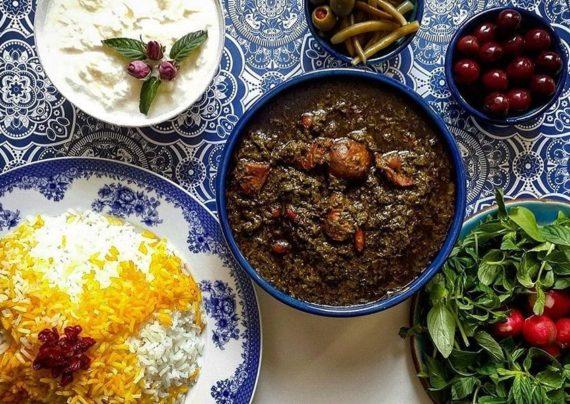 آشپزی آخر هفته برای افطار ماه مبارک