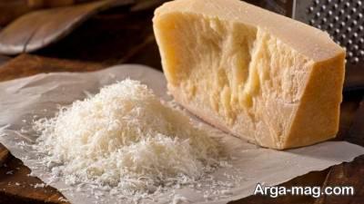 پنیر پارمسان خانگی