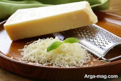 دستور تهیه پنیر پارمسان در خانه