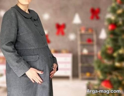مانتوی اداری بارداری