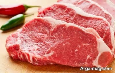 گوشت گوساله چه خواصی دارد؟