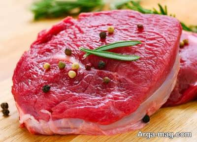 آشنای با خواص گوشت گوساله