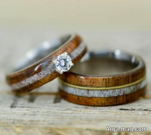 انگشتر خاص زنانه و مردانه