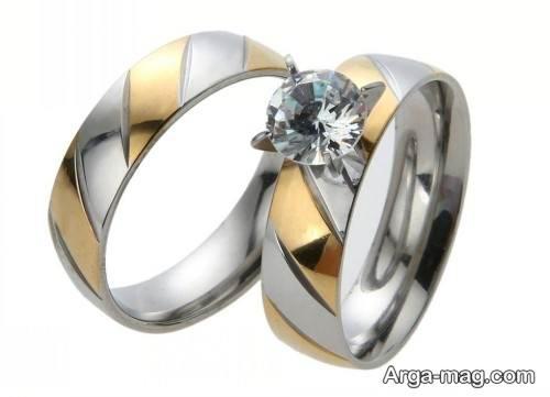انگشتر شیک زنانه و مردانه