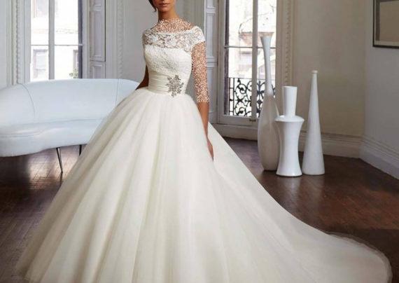 لباس عروس روسی