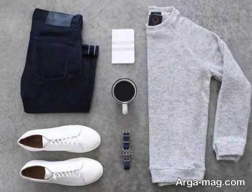 مدل لباس اسپرت ساده مردانه
