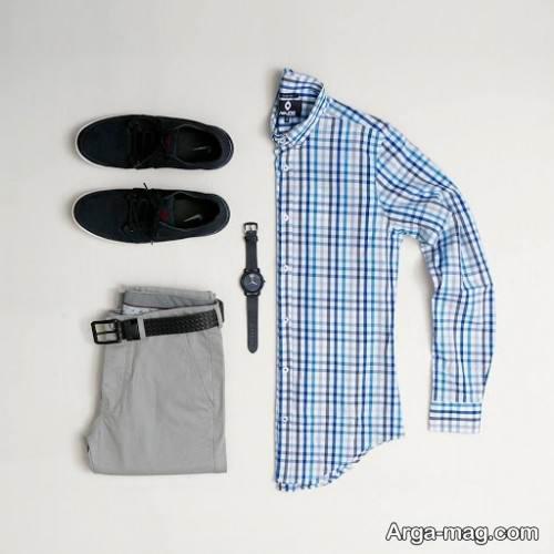 ست لباس شیک مردانه
