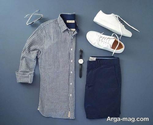 لباس مردانه اسپرت زیبا و جذاب