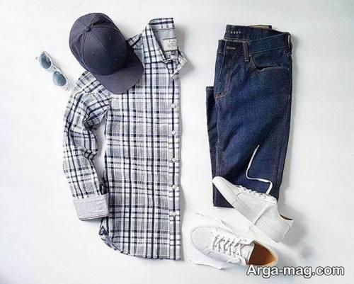 ست لباس مردانه زیبا و جذاب