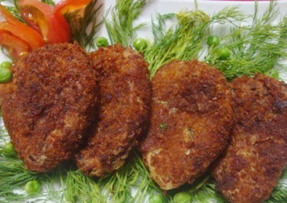 طرز تهیه شامی ماهی