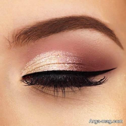 سایه چشم براق زنانه