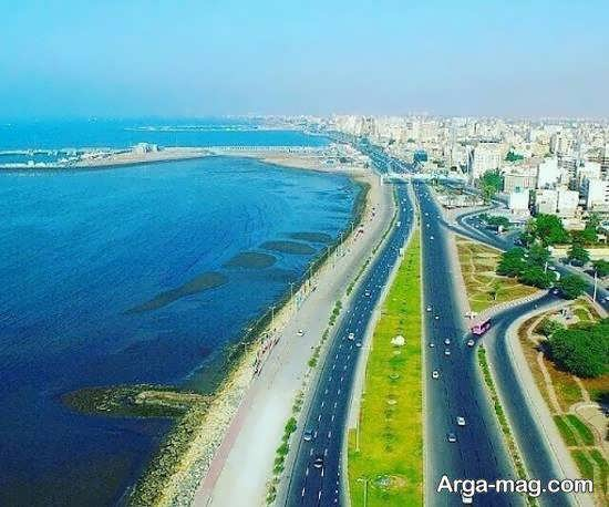 معرفی مکان های تماشایی بندر عباس شهر ساحلی