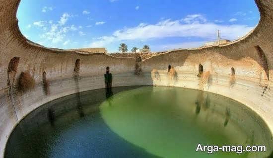 گنبد سرخ یکی از مکان های دیدنی بندر عباس