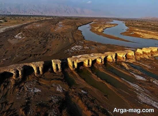 آبشار تزرج در حاجی آباد یکی از مناطق دیدنی بندر عباس