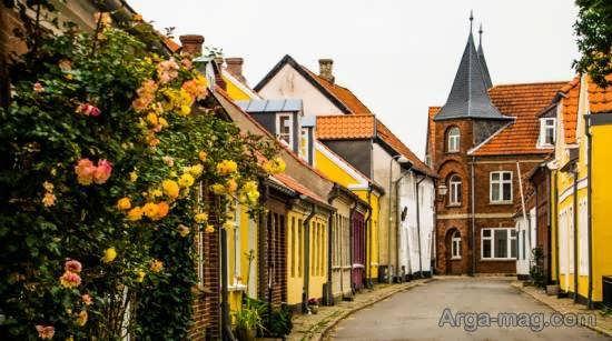 آشنایی با مکان های تماشایی دانمارک از جمله برج ها و قلعه ها و موزه ها