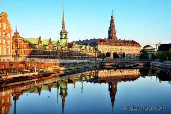 مکان های تماشایی کشور زیبای دانمارک