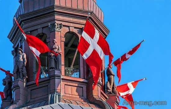 دیدنی های دانمارک کشوری سرسبز اروپایی