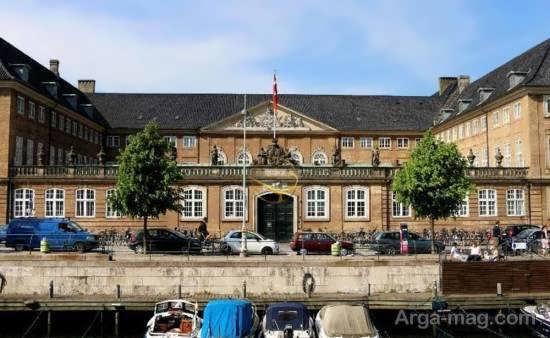 مکان های بازدیدی کشور اروپایی دانمارک