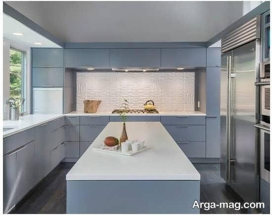 انواع کابینتهای آشپزخانه ساده