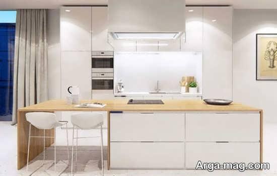 کابینت ساده با جدیدترین طراحی